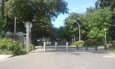 Hochsicherheitspoller UN Campus Bonn
